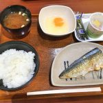 吉野家の朝定食で熱中症予防ができる!