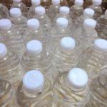 備蓄のペットボトルの水は飲んで大丈夫!!捨てるな!!