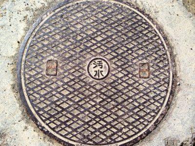 下水道がある地域では家庭からのウンコ水を含んだ雑排水が下水道に放流されます。